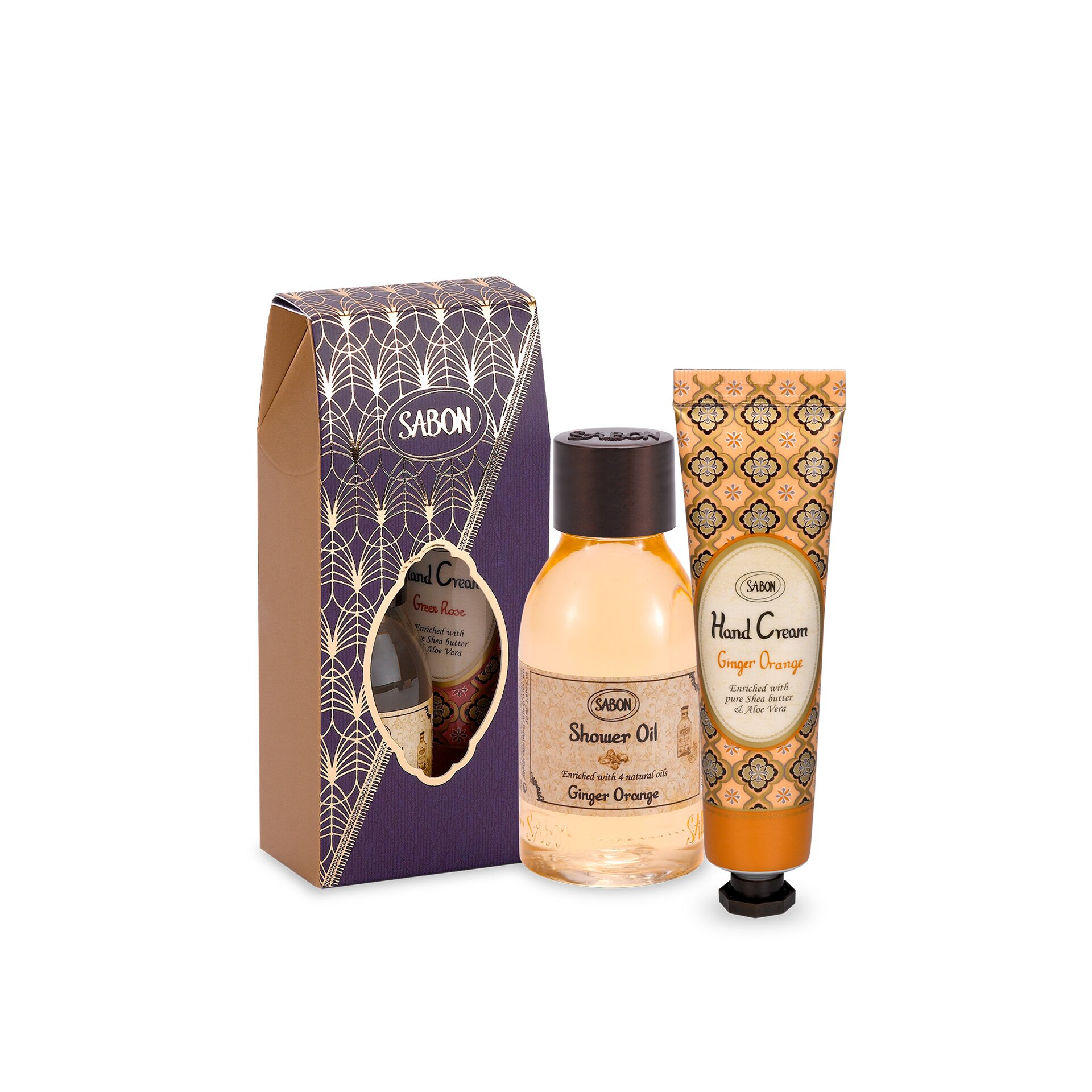 Gift Set Access - Ginger Orange - 3
