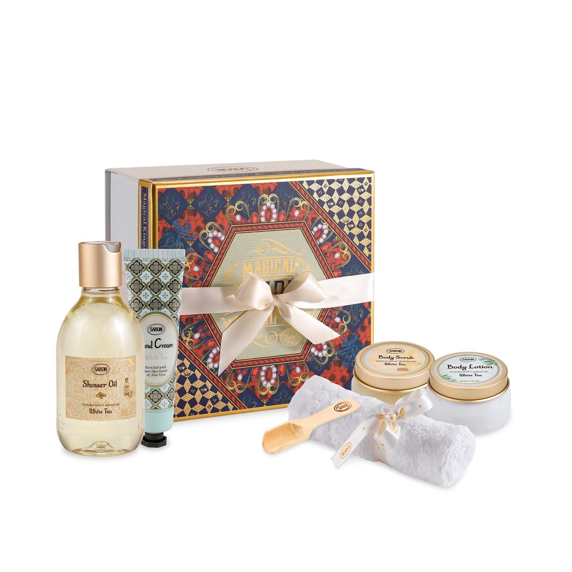 Gift Set Intermediate - White Tea - 1