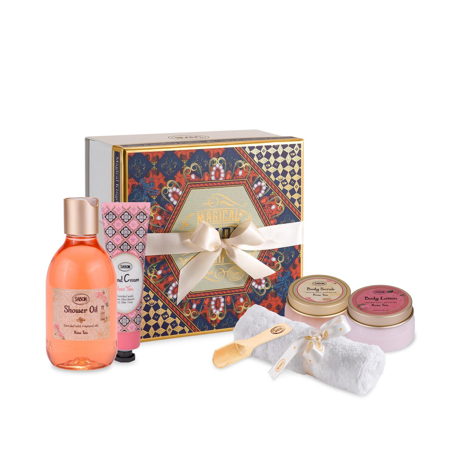 Gift Set Intermediate - Rose Tea