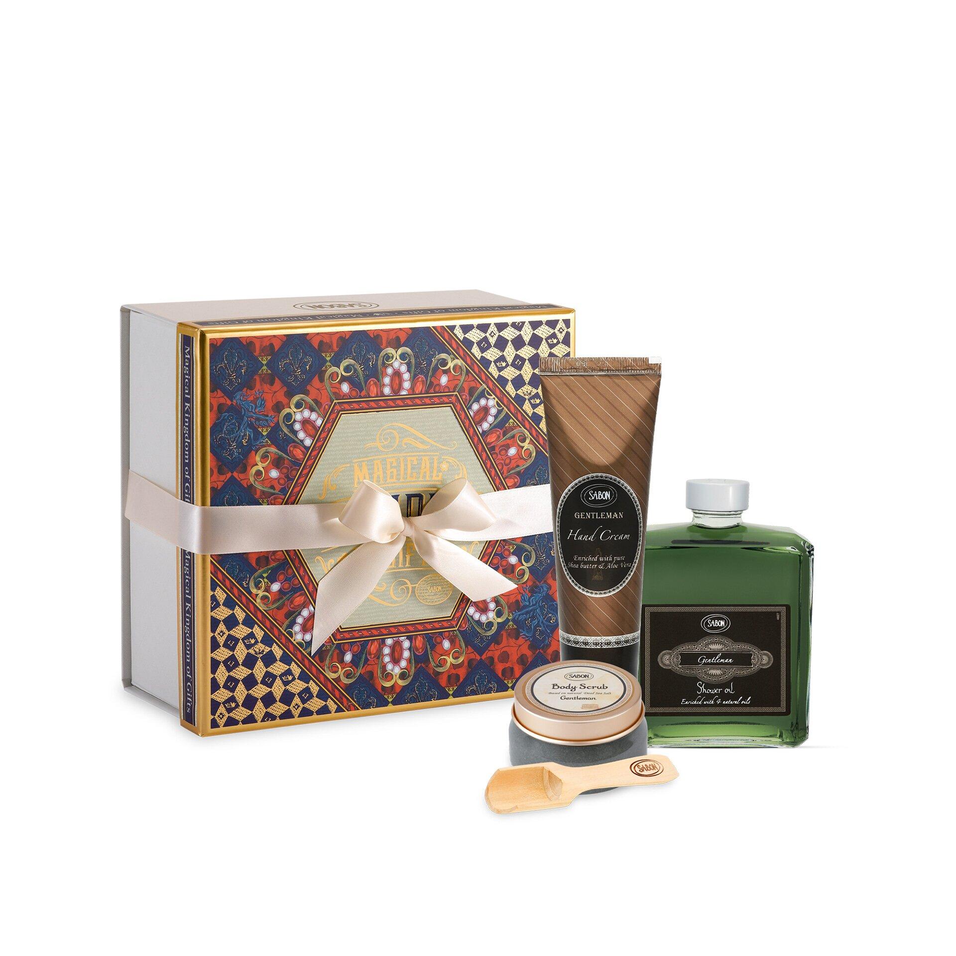 Gift Set Intermediate - Gentleman - 2