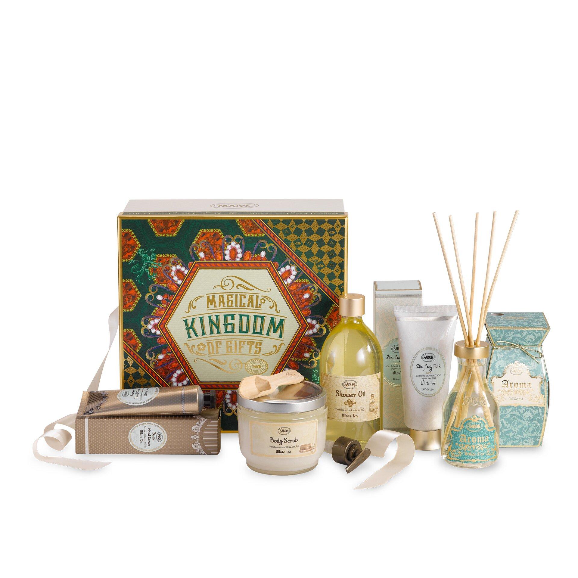 Gift Set Premium - White Tea