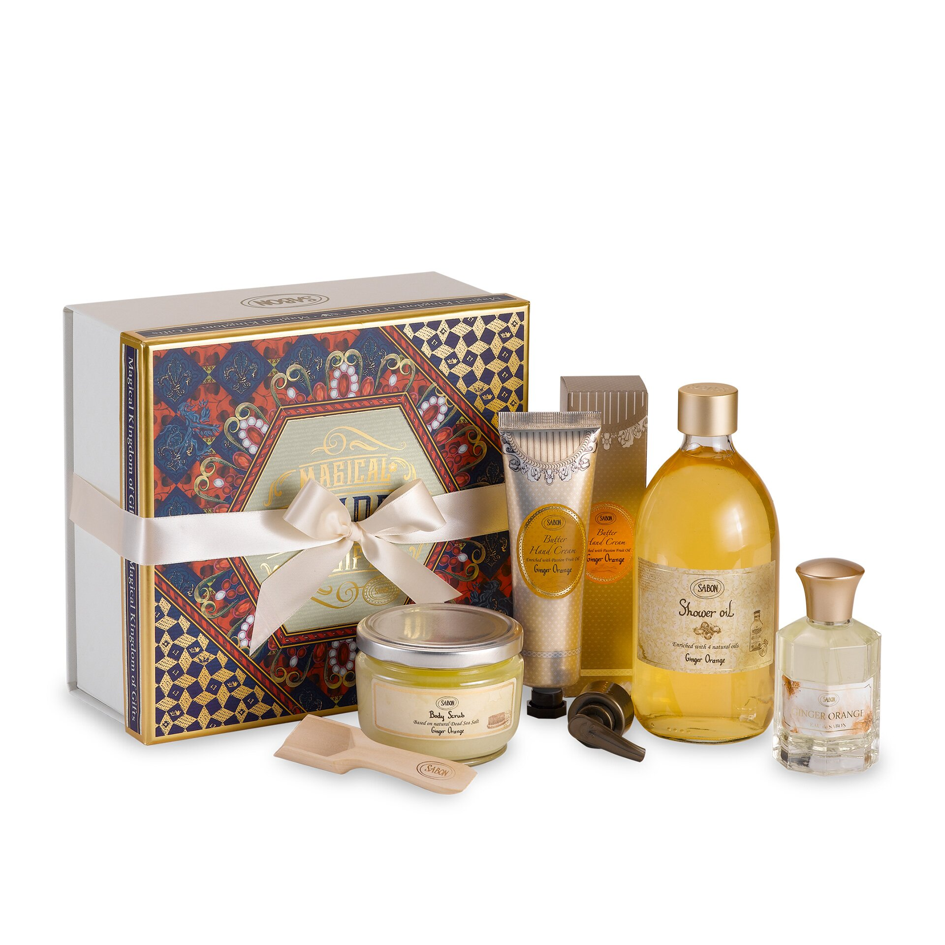 Gift Set Premium - Ginger Orange