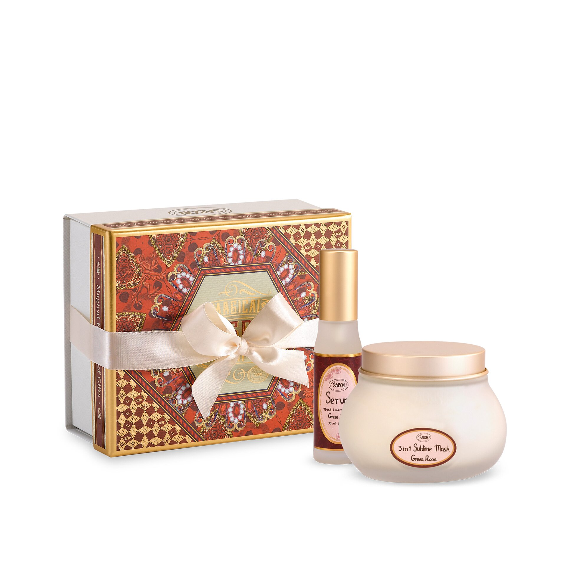 Gift Set Intermediate - Green Rose - 3