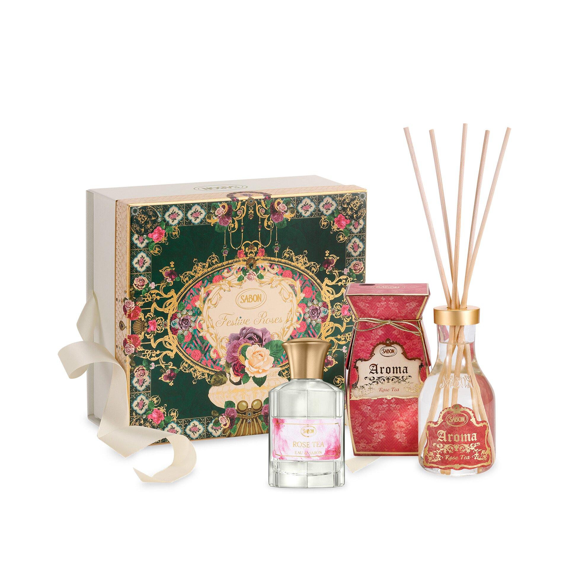 Gift Set Inter - Rose Tea 1