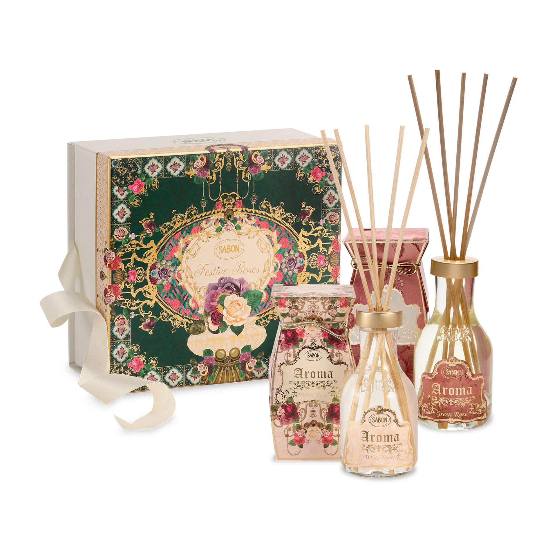Gift Set Inter - Festive Roses 3