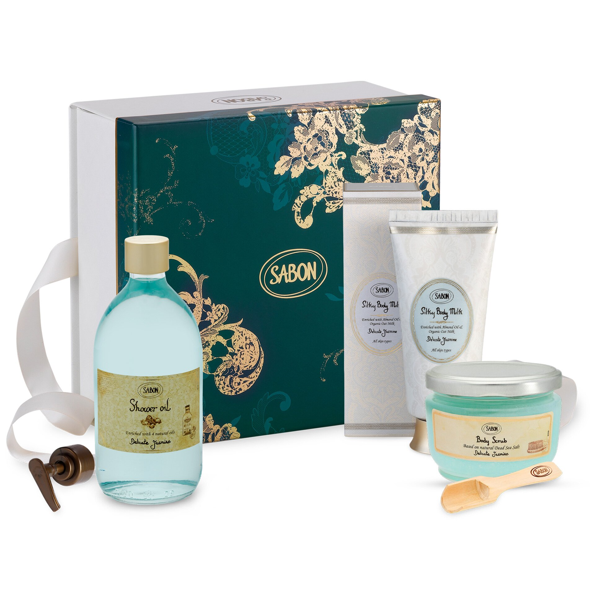 Gift Set Body Care Delicate Jasmine - M