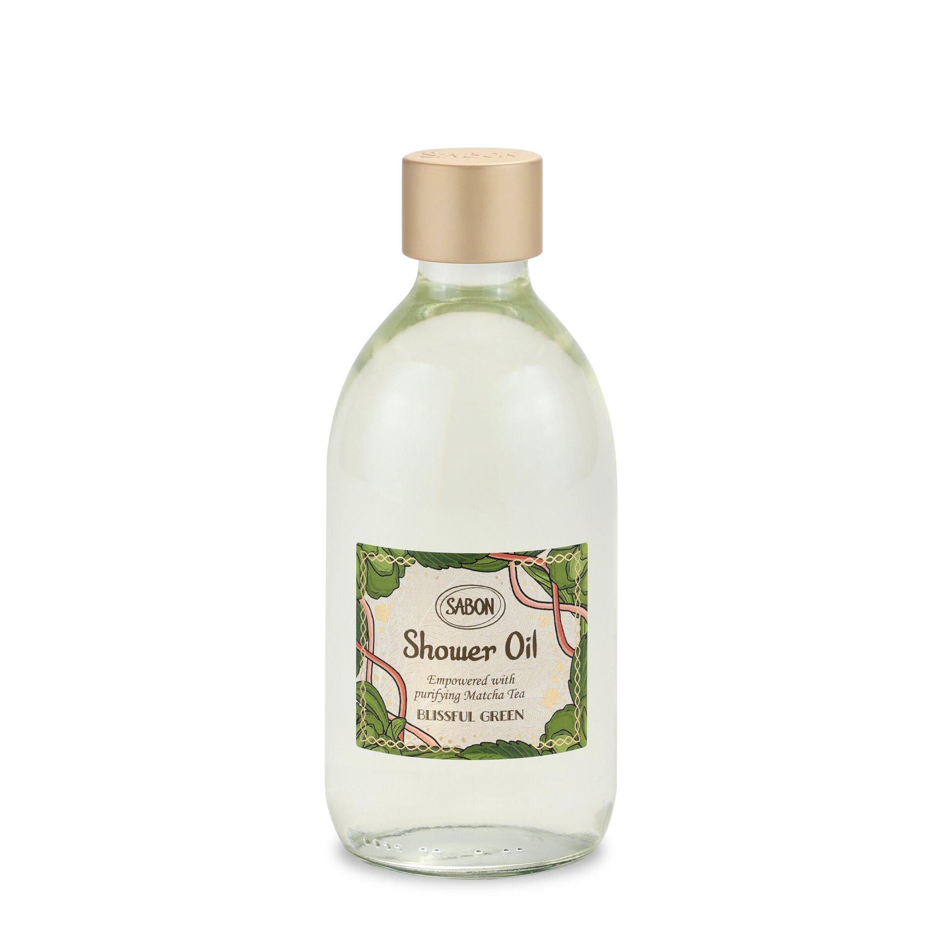 Ulei de duş Blissful Green sabon.ro