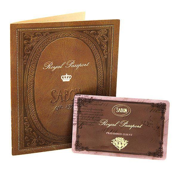 Card de fidelitate Royal Passport