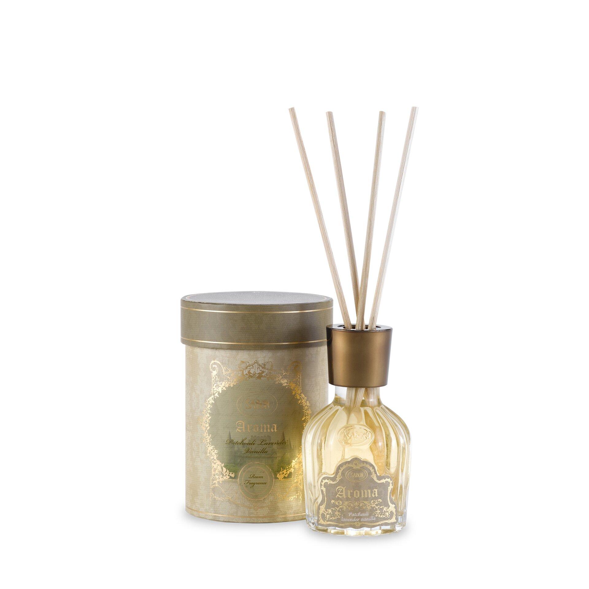 Mini Aromă Royal Paciulie - Lavandă - Vanilie sabon.ro